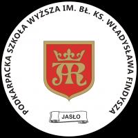 Logo Podkarpackiej Szkoły Wyższej w Jaśle